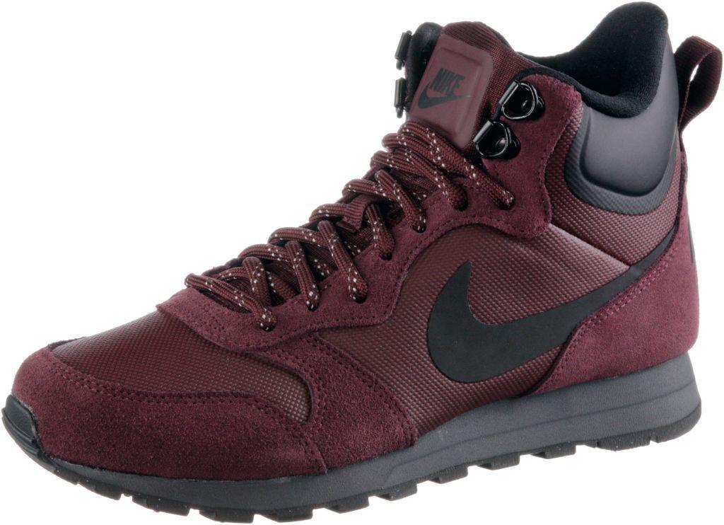 best service 15ec7 1363f 0666032489765  Nike WMNS MD Runner 2 Mid Sneaker