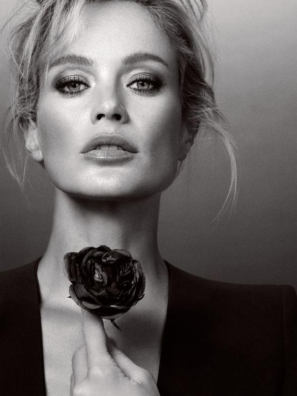 Publication: Harper's Bazaar UK December 2014 Model: Carolyn Murphy Photographer: David Slijper Fashion Editor: Michelle Cameron