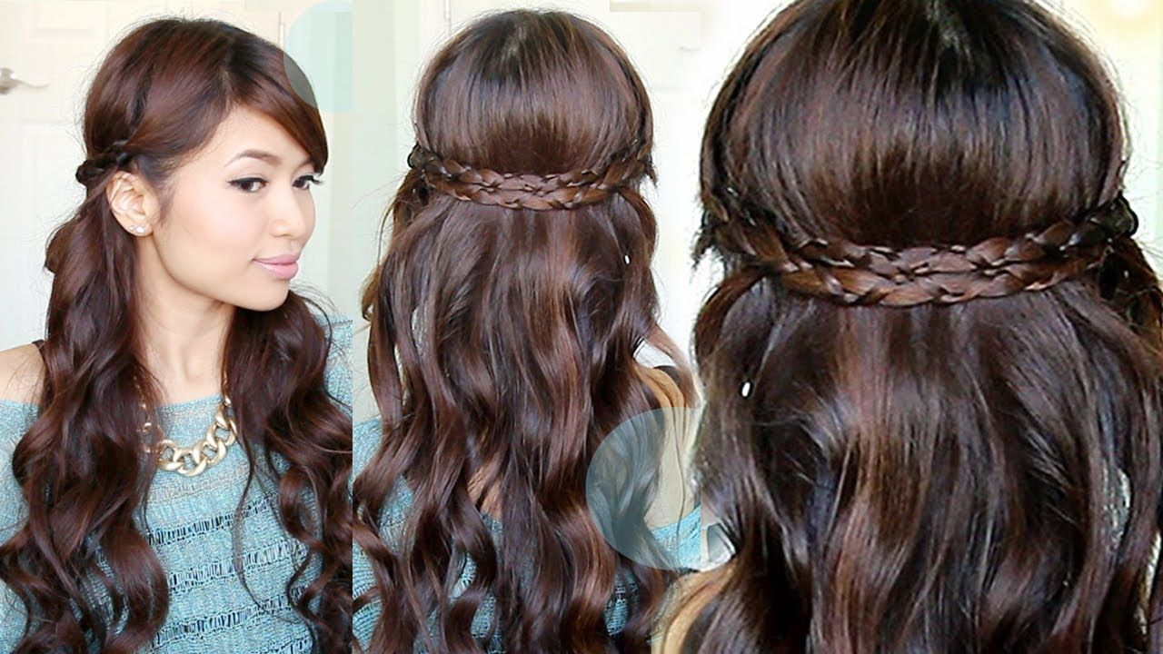 Hairstyles For Eighth Grade Dance : Th grade graduation hairstyles with braids images