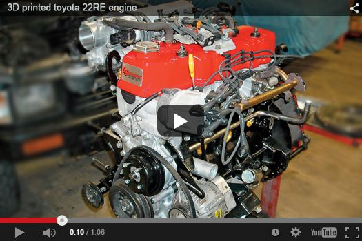 how 3d printed toyota 22re engine works click the link to see how 3d printed toyota 22re engine works click the link to see