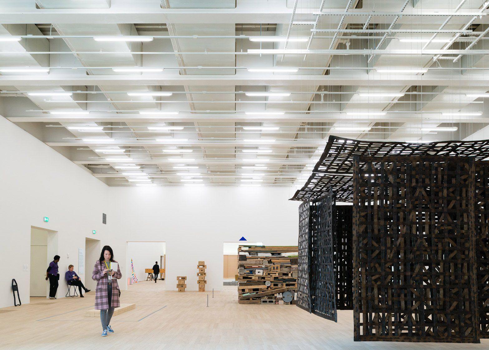 Tate Modern Switch House By Herzog De Meuron Opens Switch House Tate Modern Tate Modern Extension