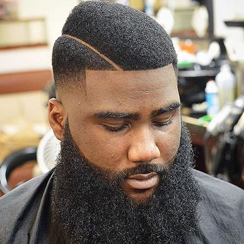 Marvelous 1000 Images About Taper Fade With Beard On Pinterest Short Hairstyles Gunalazisus