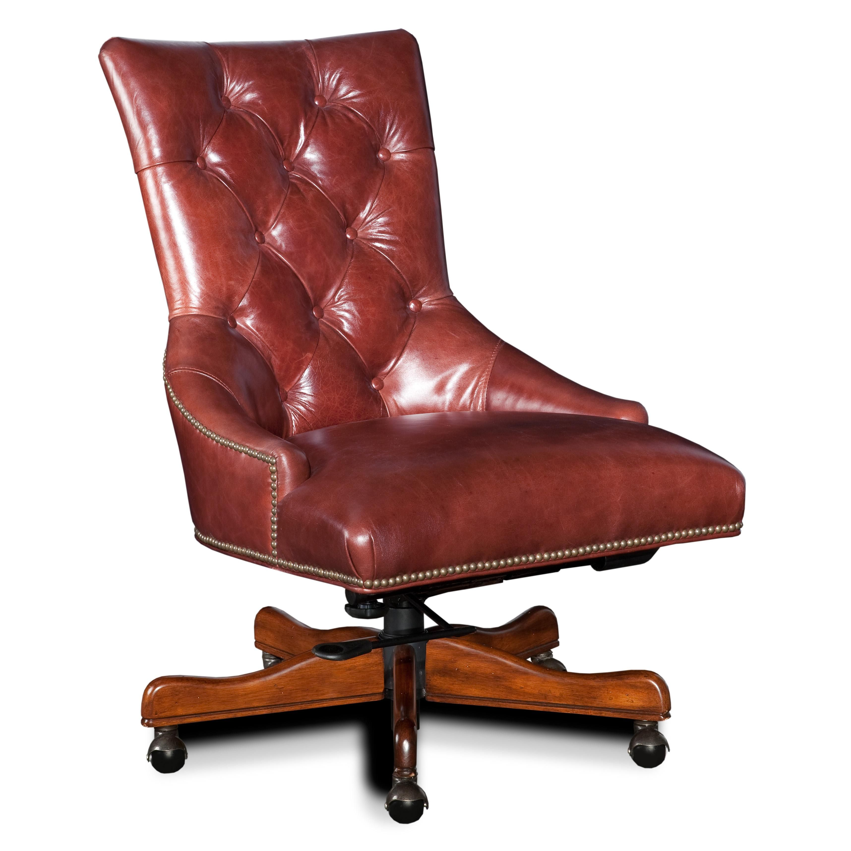 Executive seating executive swivel chair by seven seas