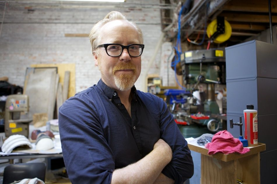 adam savage family