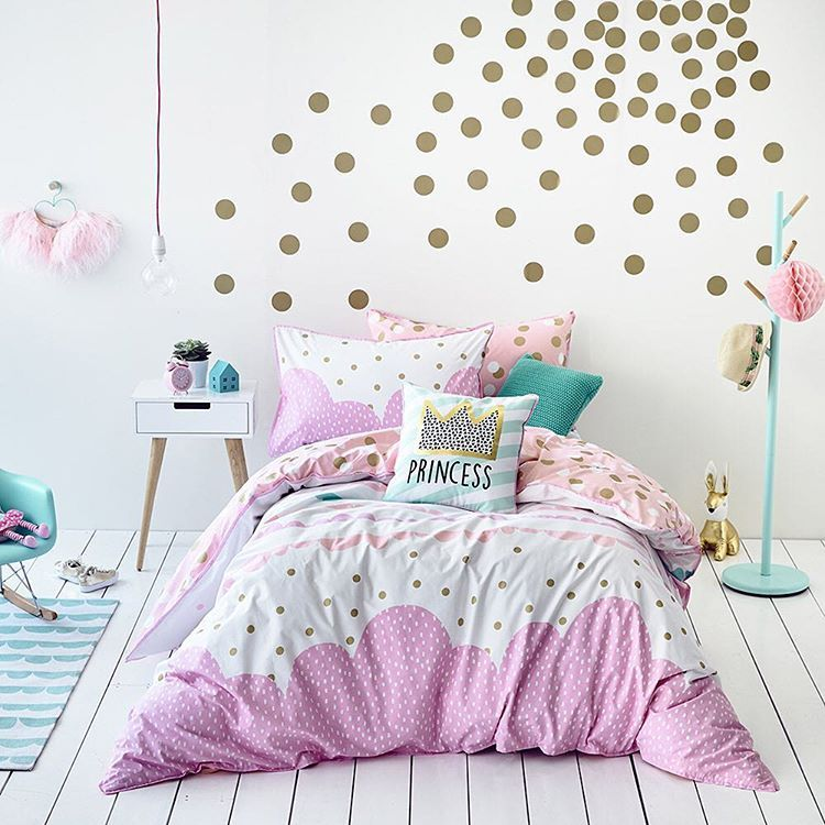 Princess Belle Room Decor Bedlinen Fit For A Princess This Is The Belle Quilt Cover Set