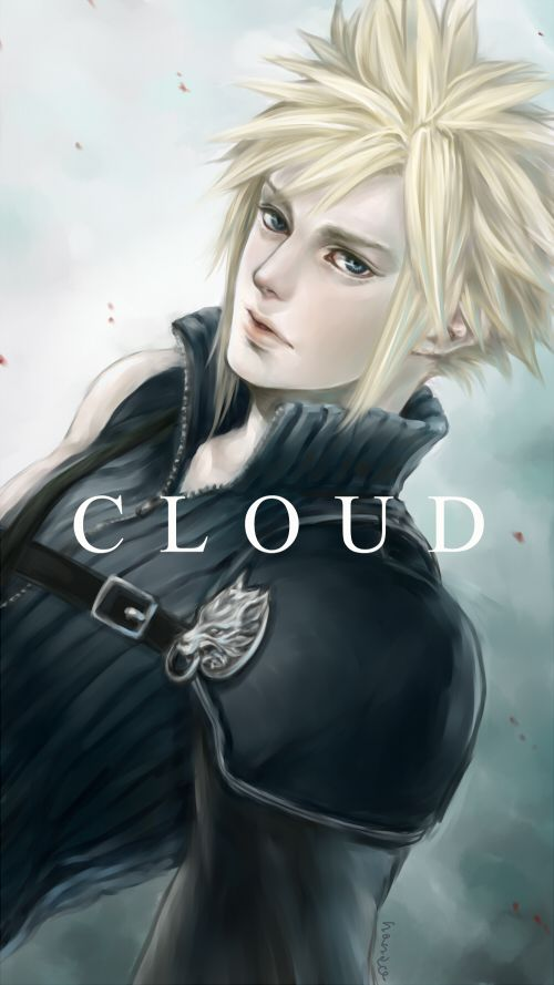 Pin By Elizabeth S On Final Fantasy Vii Cloud Zack And