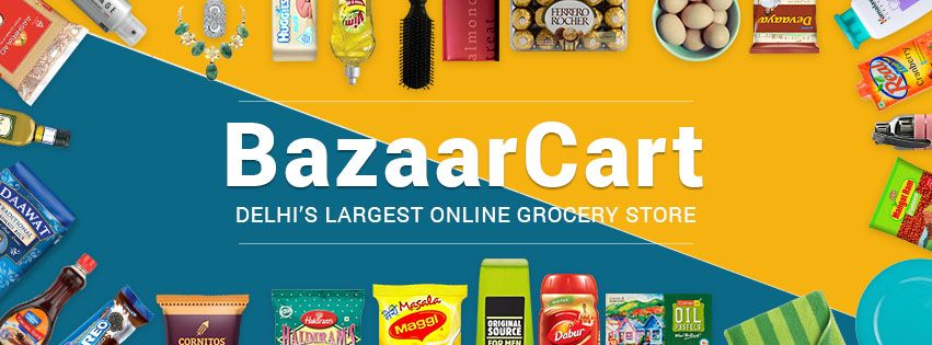 BazaarCart.com- Online Grocery Shopping Destination of India