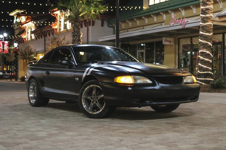Fits Mustang Wheel Mustang Cobra Rim Fr04b 17x10 5 Gunmetal Mustang Rim Mustang Cobra Ford Mustang Cobra Ford Mustang