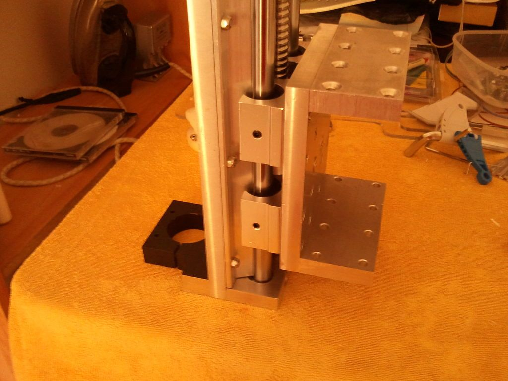Arduino controlled cnc 3d printer hybrid with images