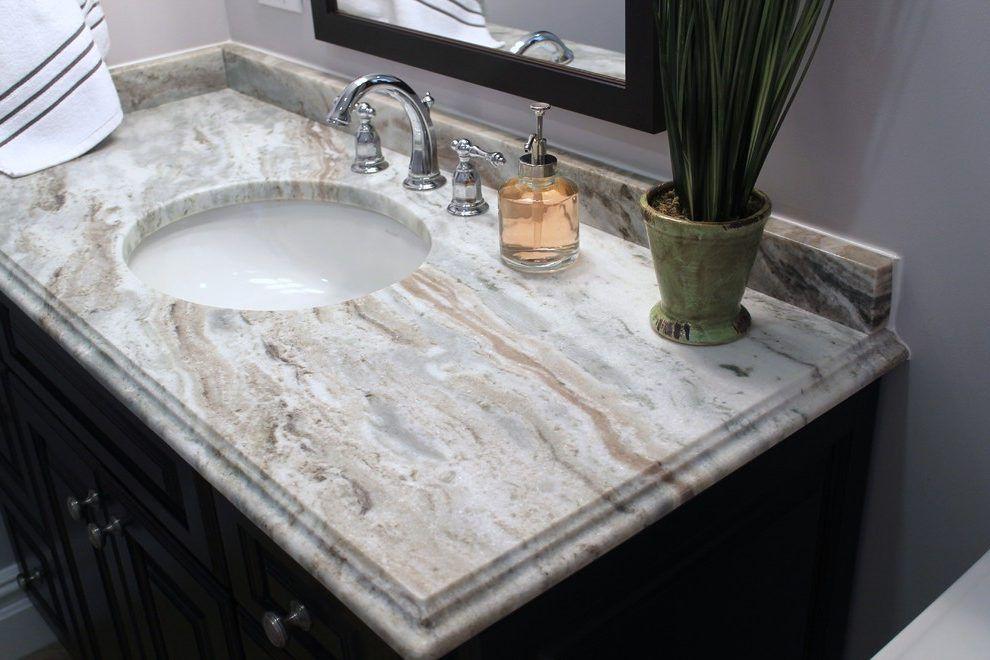Image Result For Leathered Fantasy Brown Granite Small Rustic Bathrooms Countertops Fantasy Brown Granite