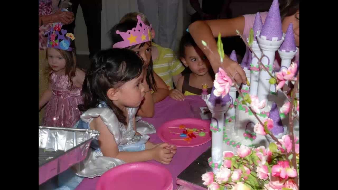 Princess Esther's 3rd Royal Birthday Party