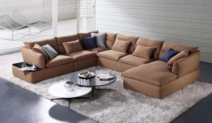 orion u shape sofa sofas pinterest living rooms. Black Bedroom Furniture Sets. Home Design Ideas