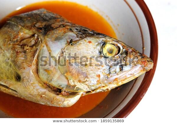Sour Spicy Tuna Fish Head Asam Stock Photo Edit Now 1859135869 Spicy Tuna Tuna Fish Tuna