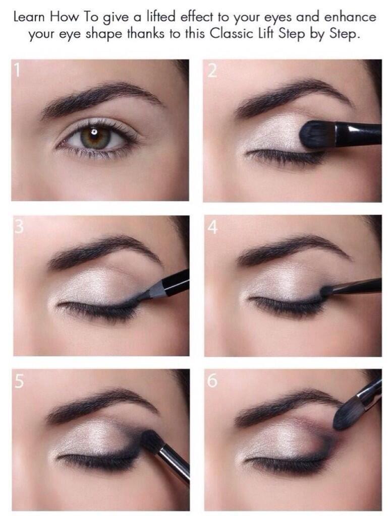 Classic Lift Eye Makeup
