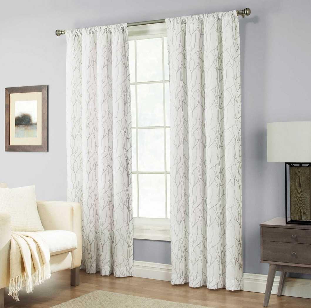 Bombay Garrison Rod Pocket Back Tab Window Curtain Panel Panel Curtains Curtains Drapes Curtains