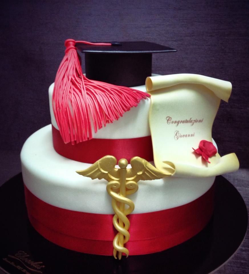 Torte artigianali per laurea laurea pinterest cake for Addobbi per laurea