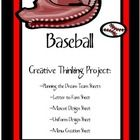 I am using this project to prep for a field trip to a professional baseball game. Students are to imagine they are the new General Manager for a ne...
