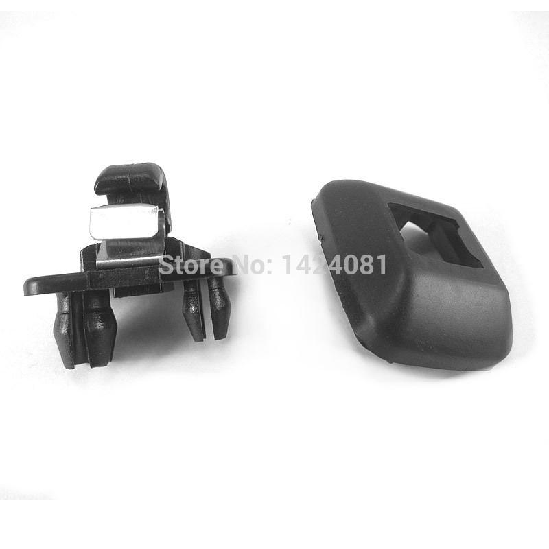 Beige black Gray Inner Sun Visor Hook Clips for Audi A1 A3 A4 A5 Q3 ... 91997708915