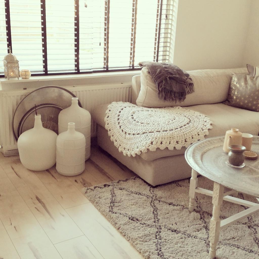Photo arabisch marokkaans modern interieur woonkamer inspiratie binnenkijken bij hakima 11 - Ideeen van interieurdecoratie ...