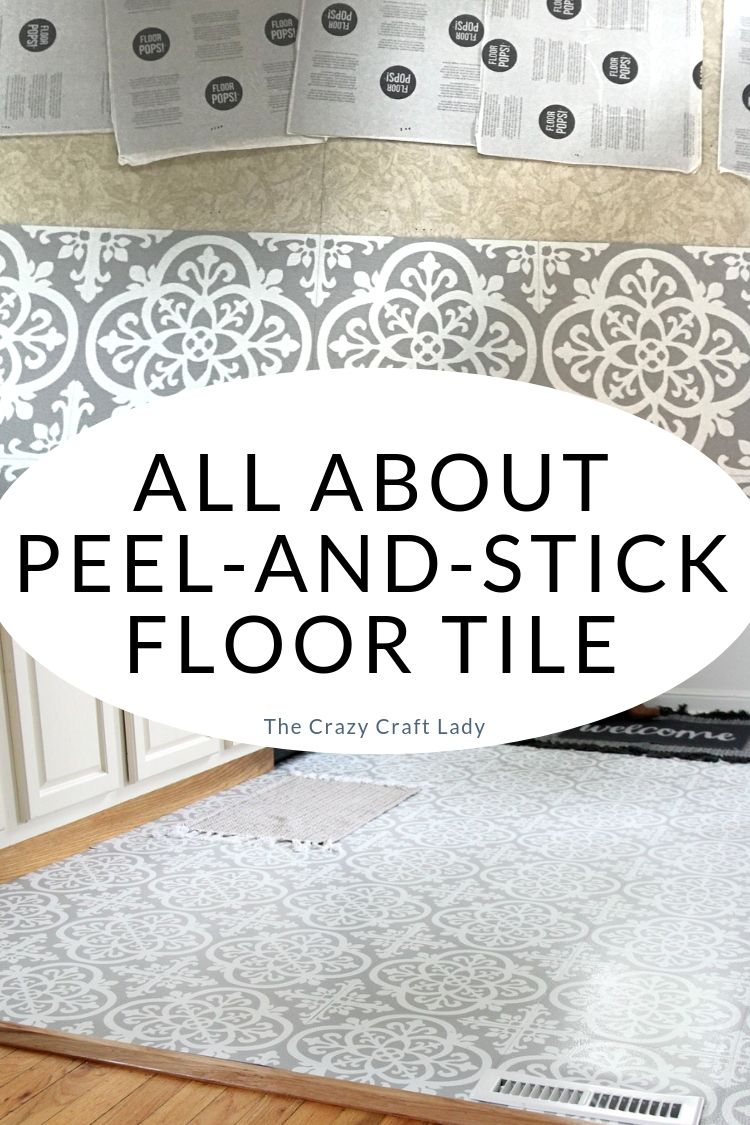 How To Install Vinyl Floor Tile