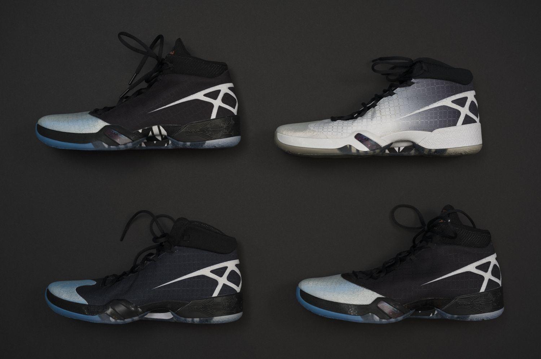 See How Tinker Hatfield Designed the Air Jordan XXX | Solecollector
