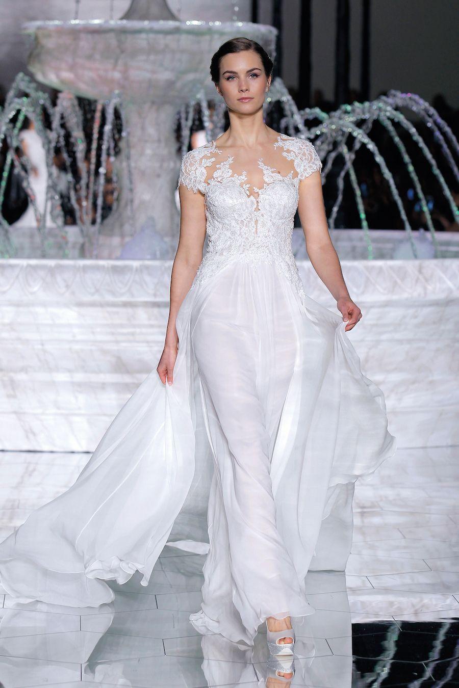 New La sfilata di Pronovias alla Barcelona Bridal Week