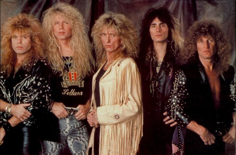 Rudy Sarzo, Adrian Vandenberg, David Coverdale, Steve Vai, Tommy Aldridge |  David coverdale, Adrian vandenberg, Hard rock music