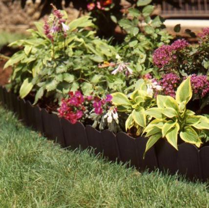 Eco Edge Edging 10 Ft 8 Landscape Edging Garden 640 x 480