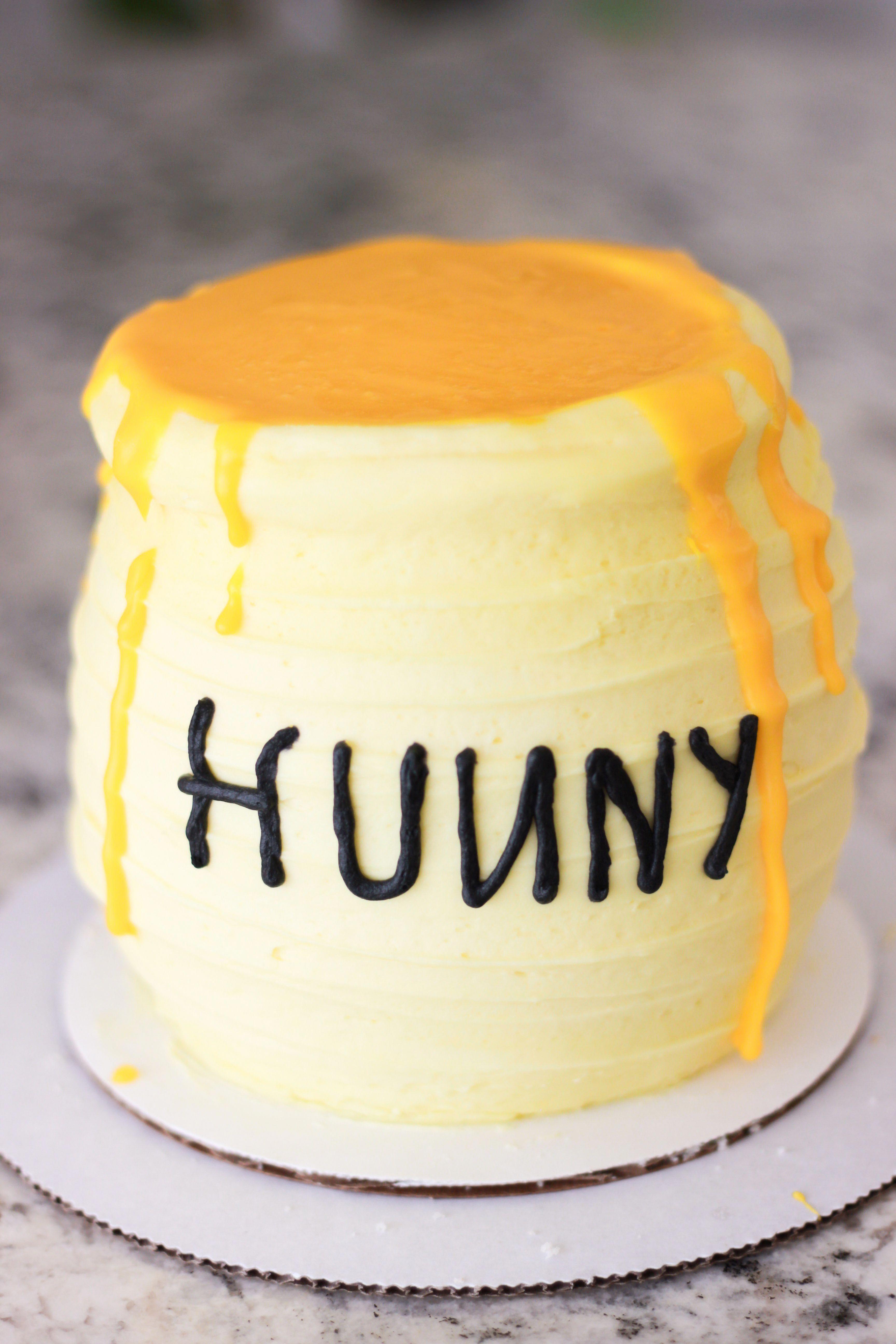 Disneys winnie the pooh smash cake smashcake 1year