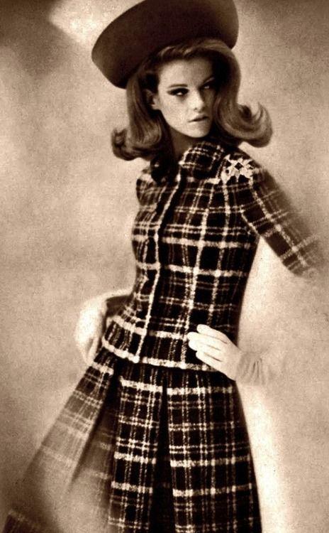 Vogue ♥ August 1965