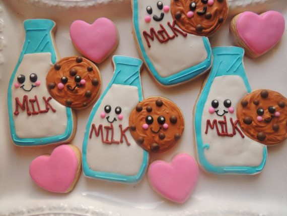 This is  listing is for 1 Dozen Valentine's by FairyTaleBakeShoppe, $23.00