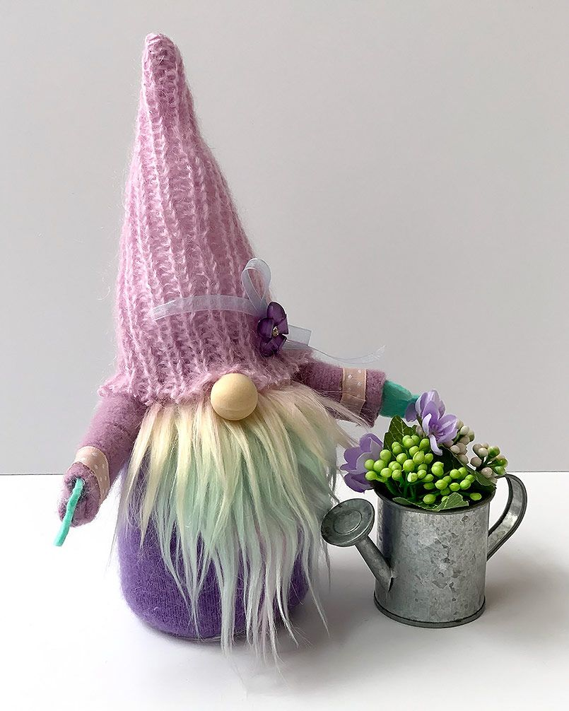 How to Make Easy DIY Gnomes in 2020 (With images) Flower