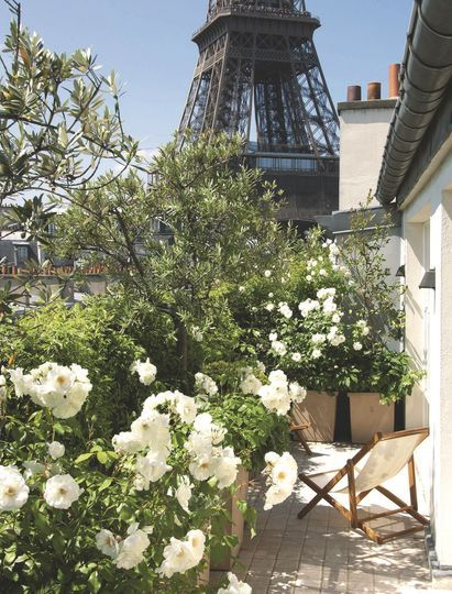 Jardin et terrasse : zen, design, végétal | Hidden places, Rooftop ...