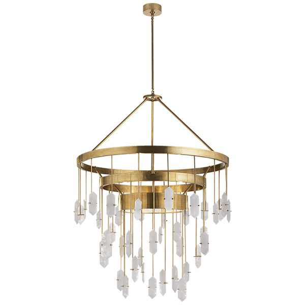 Halcyon large chandelier 57775 cny ❤ liked on polyvore featuring home lighting and
