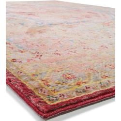 Photo of benuta Trends Carpet Visconti Red / Blue 250×350 cm – Vintage Carpet in Used-Lookbenuta.de