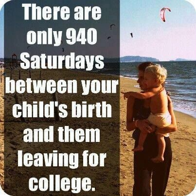 How will you spend this Saturday playing with your kids? #learning