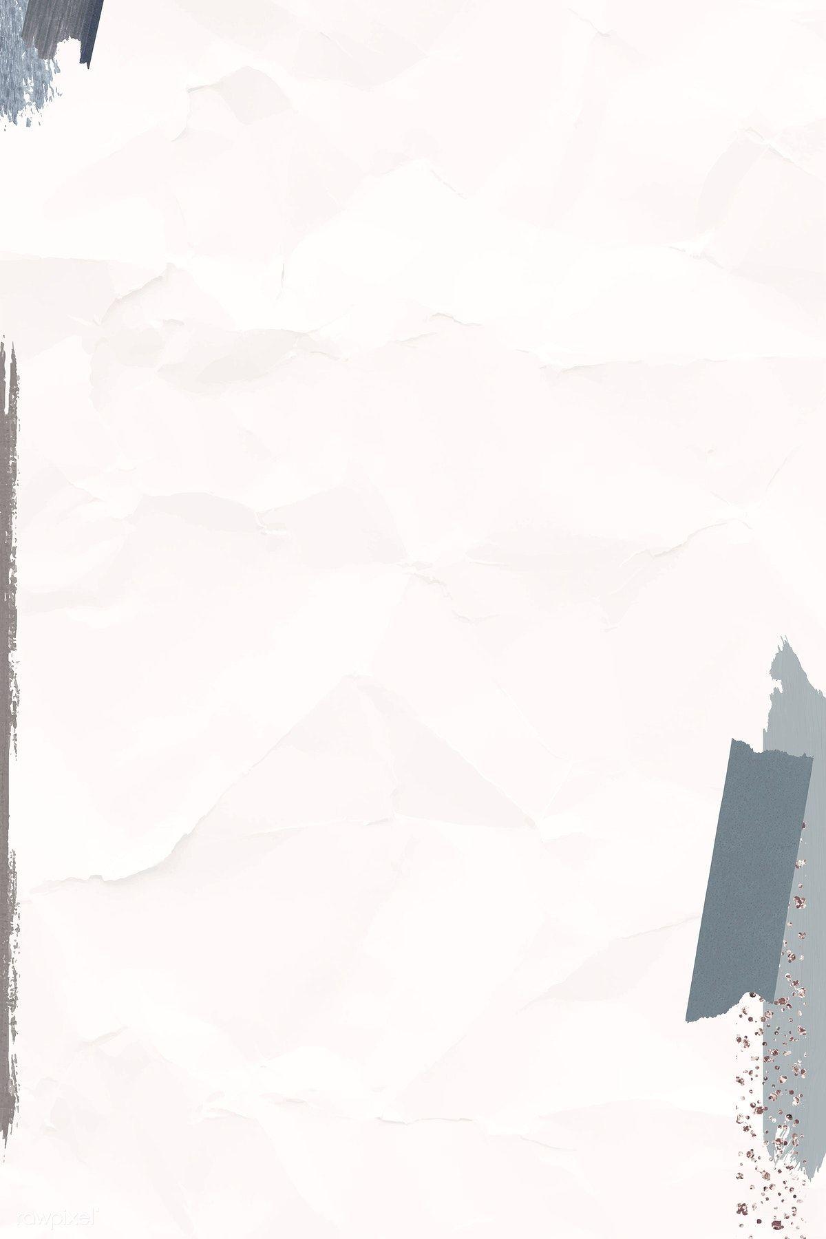 Download Premium Vector Of Gray Brushstroke On A Crumpled Paper Background Abstrak Ilustrasi Poster Foto Abstrak