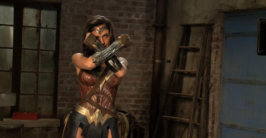 Watch Wonder Woman