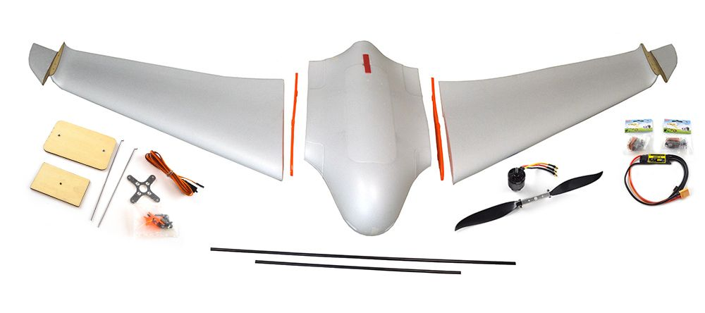 SonicModell Skywalker X8 2122 Flying Wing Drone FPV Complete Kit