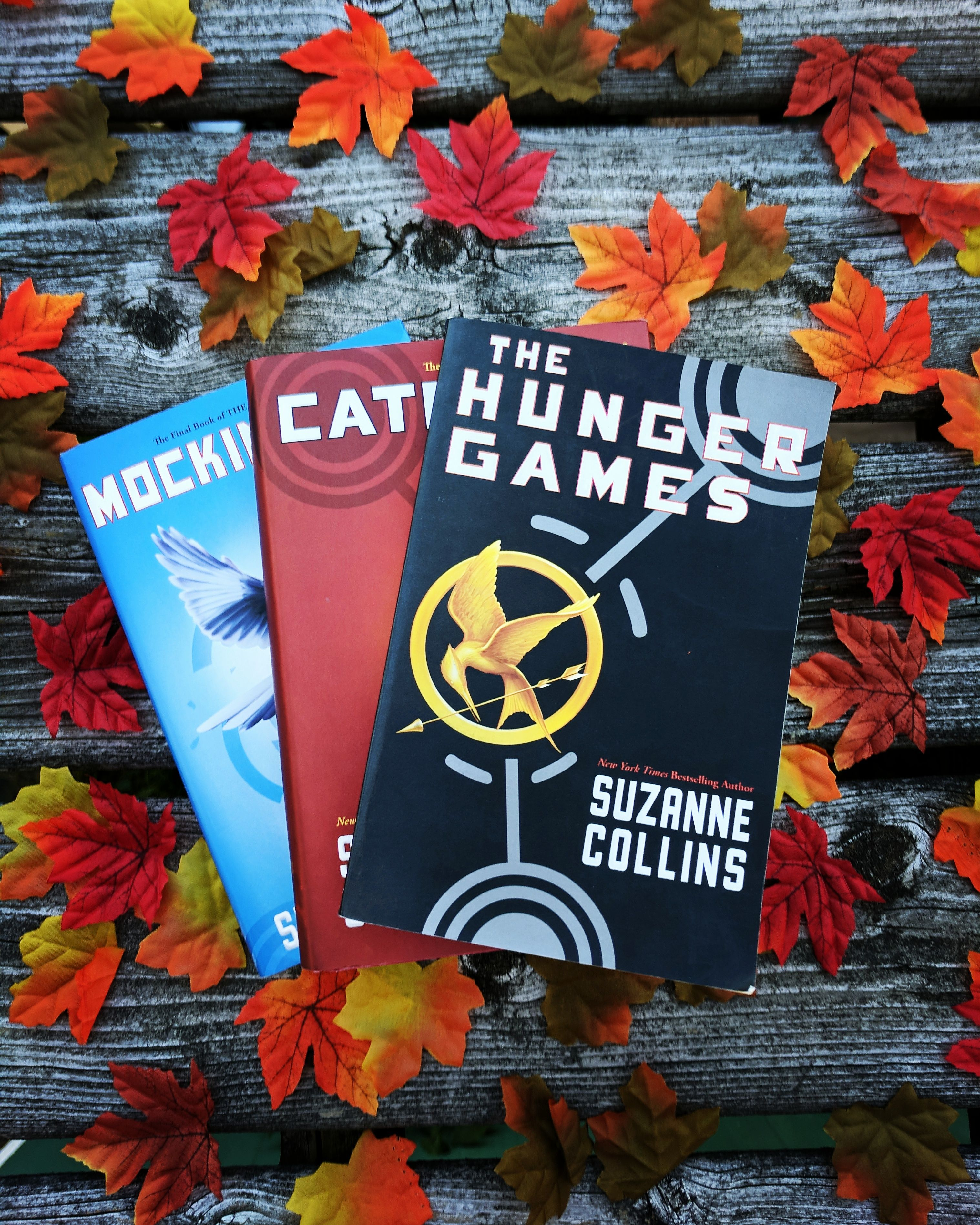 The Hunger Games by Suzanne Collins Hunger games