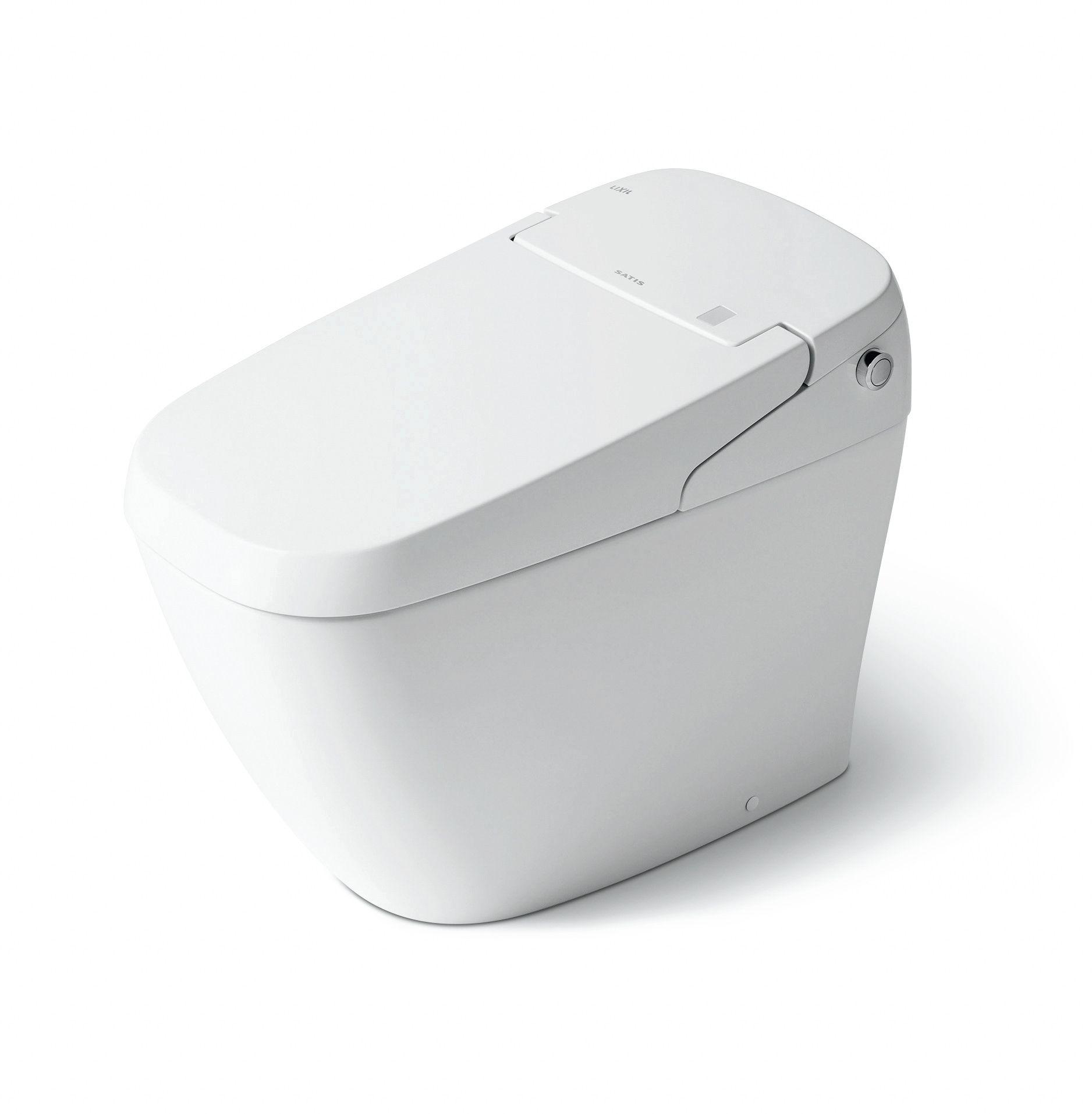 Satis G Type Tankless Toilet
