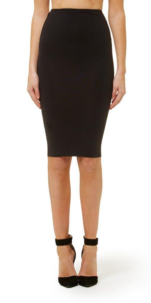195787b446 Body Con Midi Skirt | Kookai | Skirts, Midi Skirt, Dresses