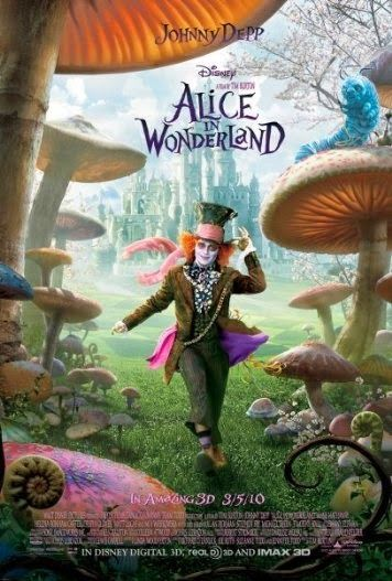 Alice Through the Looking Glass (English) 2015 hindi 720p torrent