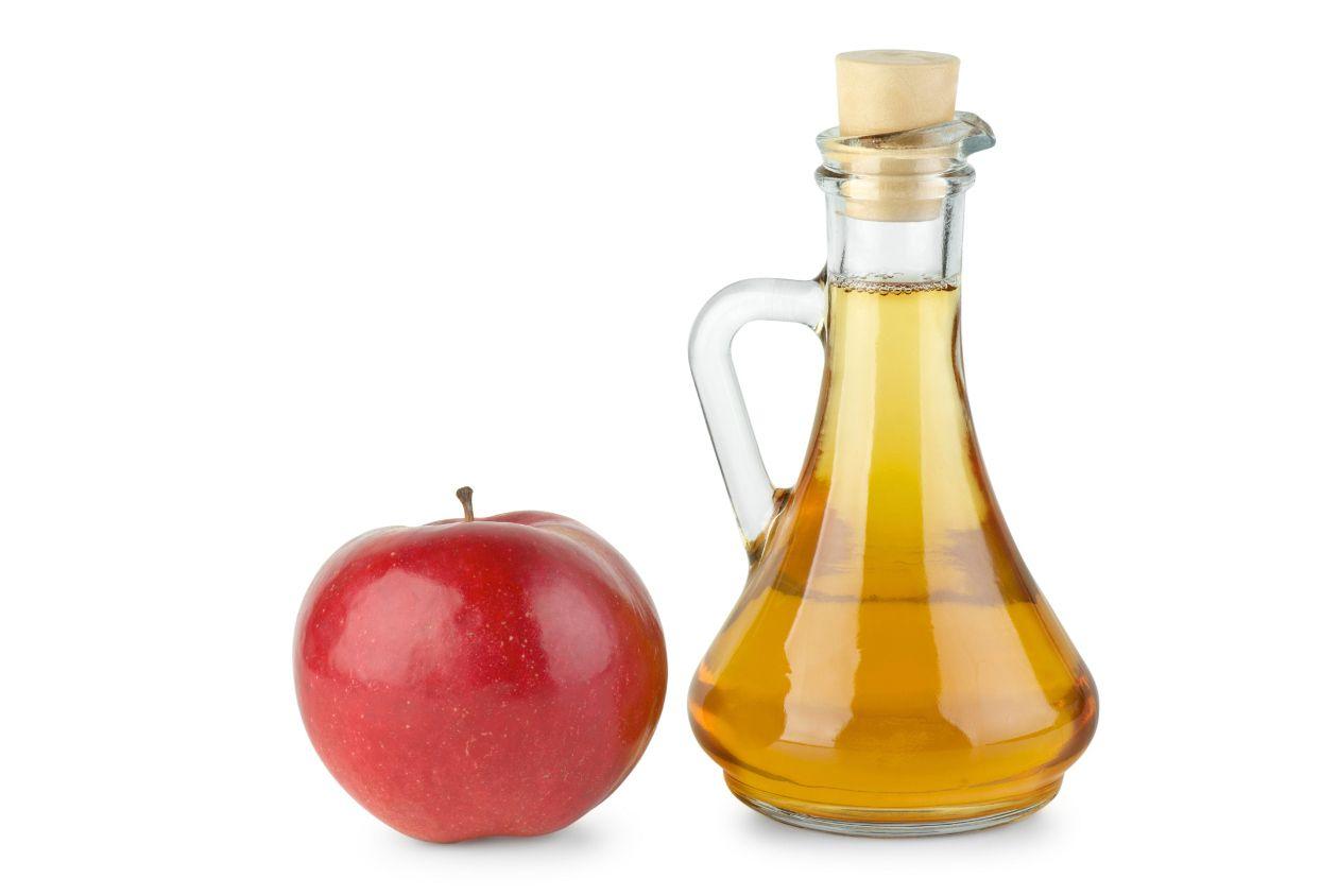 vinagre de manzana para verrugas
