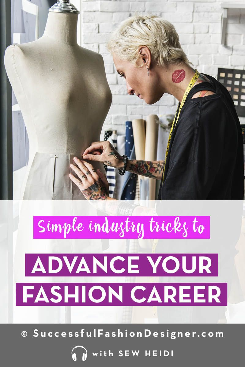 Fashion Career Advice For Ambitious Designers Industry Insider Secrets Fashion Design Portfolio Career Fashion Career In Fashion Designing