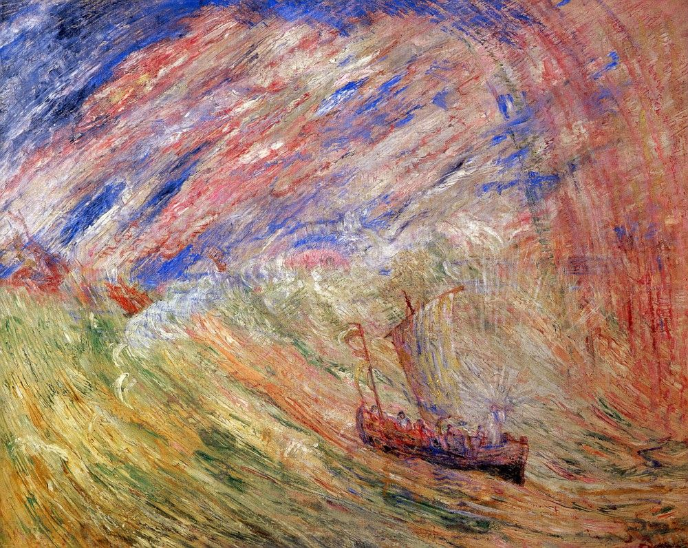 james ensor seascape - Google Search