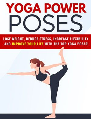 yoga power poses ebook in 2020  top yoga poses how to