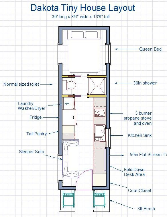 Pin By Jessica Stephens On Skoolie Floor Plans Tiny House Floor Plans Tiny House Layout Small Tiny House