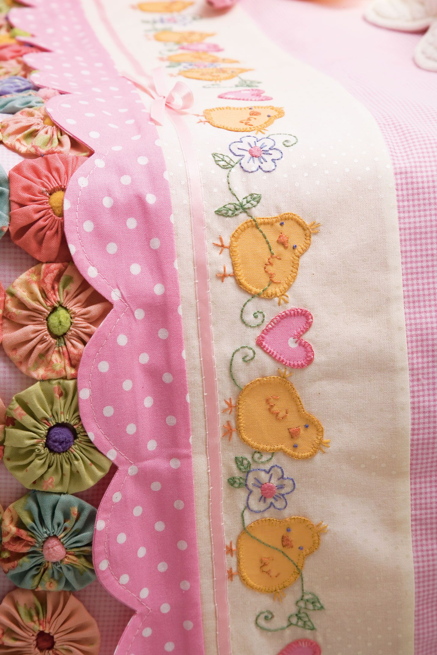Baby Quilt Border I Could Never Do This But It S One Of