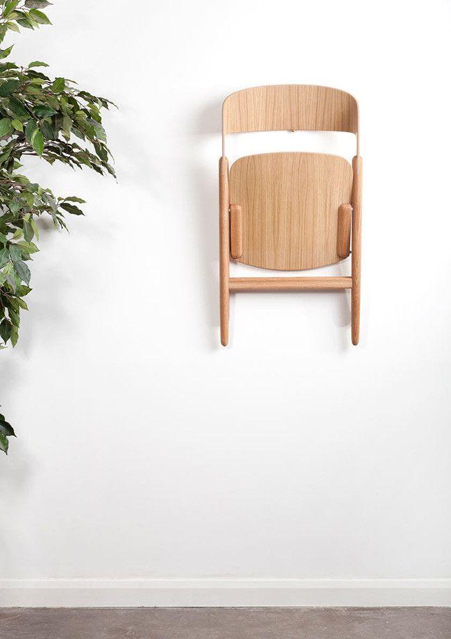 sillas plegables cocina diseño